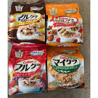 カルビー(カルビー)のカルビー フルグラ、マイグラ新品未開封品【たまさん専用】(米/穀物)