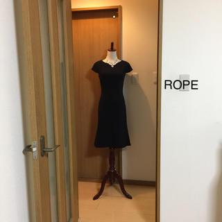 ロペ(ROPE)のROPE綺麗なワンピース❤️おまとめ割SALE開催中(ひざ丈ワンピース)