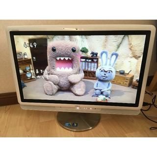 富士通 - FH550/3BD 20型 3波TV W録画 i3 Win10 Office 白