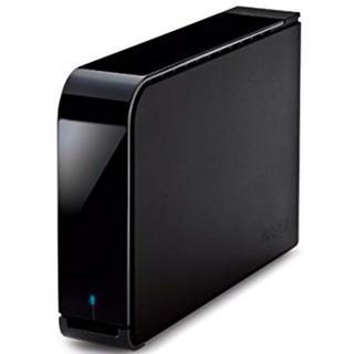 バッファロー(Buffalo)の外付けハードディスク 2.0TB ハードディスク 外付け HDD HDドライブ(PC周辺機器)