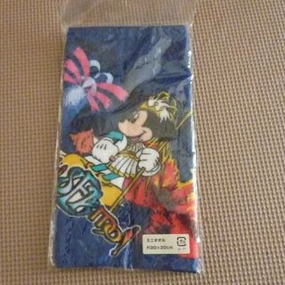 ディズニー(Disney)のディズニーシー ブラビッシーモ ミニタオル 未開封(タオル/バス用品)
