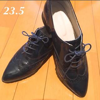 ローズバッド(ROSE BUD)のポインテッド ローファー 春 ブーティー(ローファー/革靴)