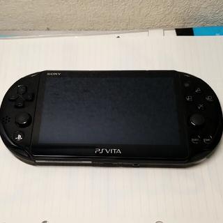 ソニー(SONY)のPlayStation vita(携帯用ゲーム本体)