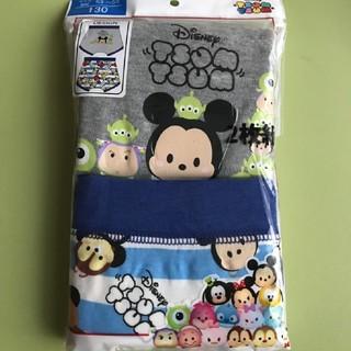 ディズニー(Disney)の130cm ツムツム☆ボクサーパンツ2枚セット(下着)
