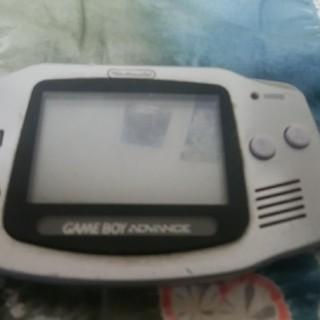 ゲームボーイアドバンス(ゲームボーイアドバンス)のゲームボーイアドバンス カセット付(携帯用ゲームソフト)