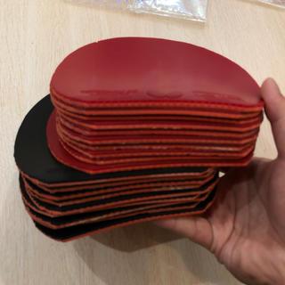 バタフライ(BUTTERFLY)の卓球ラバー  テナジー まとめ売り 19枚(卓球)