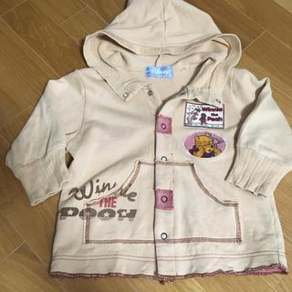 ディズニー(Disney)のプーさん パーカー 90(ジャケット/上着)