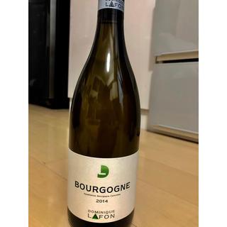 ドミニク ラフォン ブルゴーニュ Blanc 2014(ワイン)
