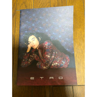 エトロ(ETRO)のエトロ2018/19 メンズ秋冬コレクションカタログ(ファッション)