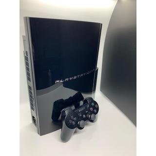 プレイステーション3(PlayStation3)の【希少】PS3 初期版 60GB(家庭用ゲーム本体)