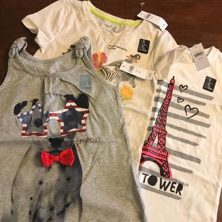 d1bc1f01b1299 ギャップキッズ(GAP Kids)のgap Tシャツ ノースリーブ 三点セット(