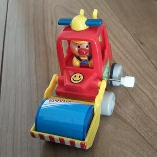 アンパンマン(アンパンマン)のアンパンマン キョロキョロ働くカー ローラー車(キャラクターグッズ)