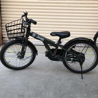 ジープ(Jeep)のJeep 子供用 自転車(自転車)