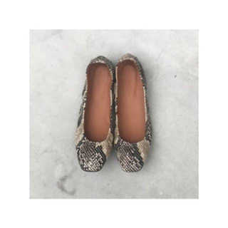TODAYFUL - T01110/TODAYFULPython Flat Shoes36