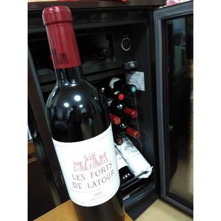 赤ワイン レ・フォール・ド・ラトゥール2008年(ワイン)