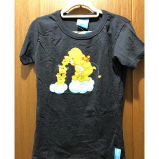 ケアベア(CareBears)のCareBearsケアベアTシャツ新品タグ付きグレー(Tシャツ(半袖/袖なし))