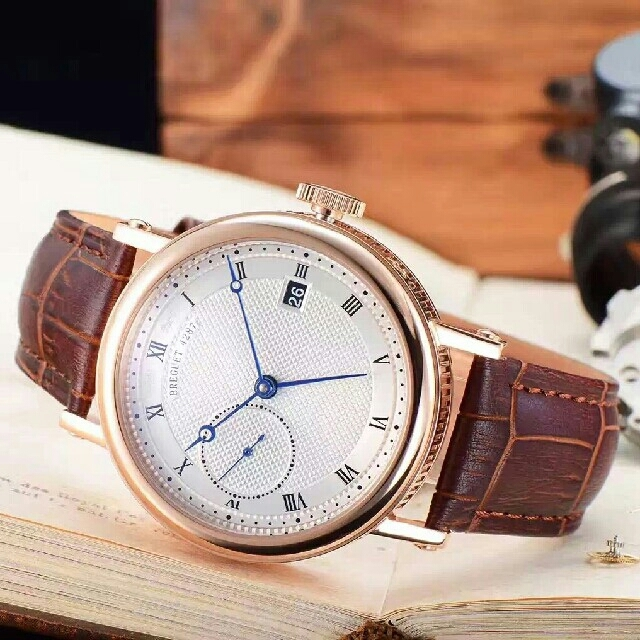quality design 4e307 9b6bc Breguet/ブレゲ腕時計 | フリマアプリ ラクマ
