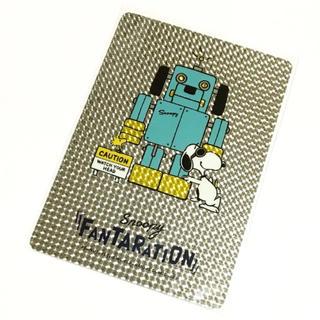 スヌーピー FANTARATION アートカード(キャラクターグッズ)