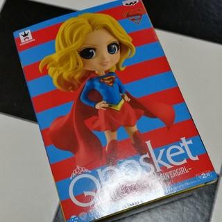 バンプレスト(BANPRESTO)のQposket  スーパーガール レアカラー B キューポスケット 箱(キャラクターグッズ)