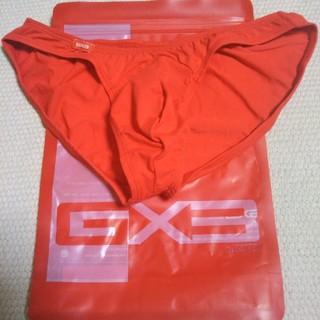 GX3  ビキニ Mサイズ 赤光沢無し(その他)