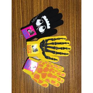 手袋 作業用 軍手 三枚組(手袋)