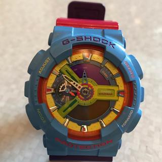 ジーショック(G-SHOCK)のCASIO G-SHOCK GA-110F-2JR 中野シロウ デザイン(腕時計(デジタル))