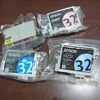 エプソン(EPSON)のエプソン 純正インクカートリッジ32(PC周辺機器)