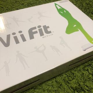 Wii - Wii Fit