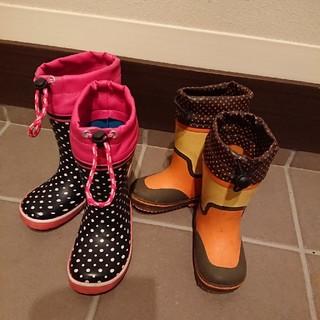 子ども長靴(長靴/レインシューズ)