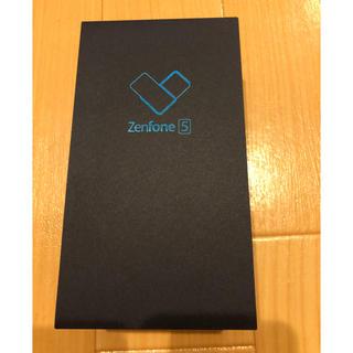 ASUS - ASUS ZenFone 5 (ZE620KL)ブラック 国内版 新品未使用
