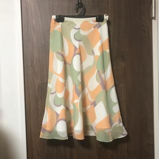 ロペ(ROPE)のROPE☆スカート(ひざ丈スカート)