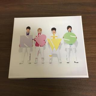 ニュース(NEWS)のアルバムNEWS 初回盤A(アイドルグッズ)