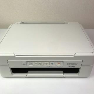 エプソン(EPSON)の新生活セール価格♪ EPSON プリンター PX048A ホワイト(PC周辺機器)