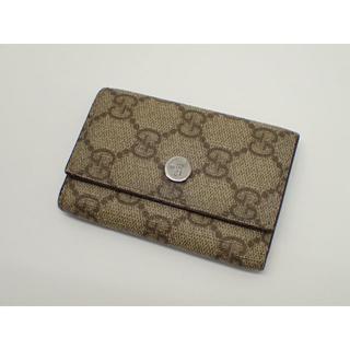 グッチ(Gucci)の送料無料 正規品 本物 グッチ GGプラス 6連キーケース 115063(キーケース)