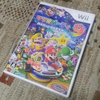 ウィー(Wii)のWii マリオパーティー9(家庭用ゲームソフト)