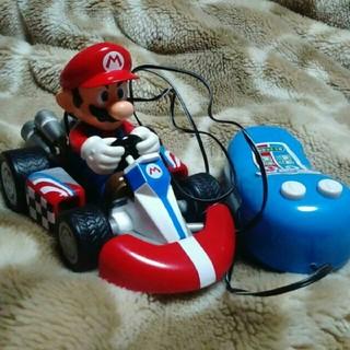 ウィー(Wii)のマリオカートラジコンwii美品☆ほぼ未使 用(電車のおもちゃ/車)