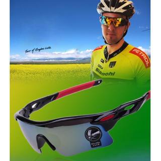 ロードバイク 自転車 サイクリング アウトドア スポーツ サングラス(ウエア)