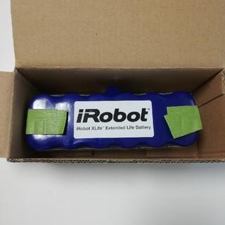アイロボット(iRobot)の半額売り切り 純正品 新品 アイロボット ルンバ XLite バッテリー(掃除機)