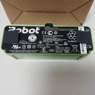 アイロボット(iRobot)の最安値 純正品 大容量 アイロボット ルンバ リチウムイオンバッテリー(掃除機)