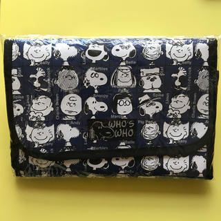 スヌーピー(SNOOPY)の【未使用】スヌーピー  マルチケース 母子手帳ケース(母子手帳ケース)