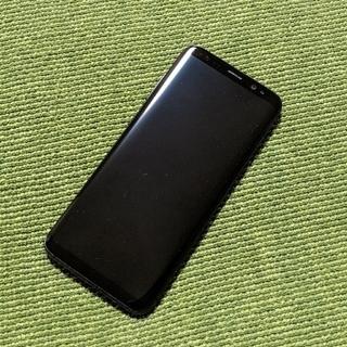 SAMSUNG - Galaxy S8 SC-02J化済
