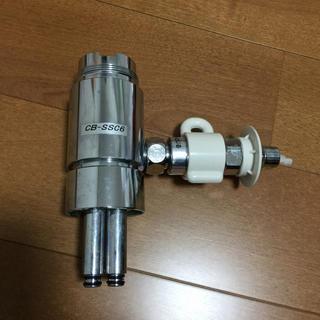 パナソニック(Panasonic)の分岐水栓 型番:CB-SSC6 中古(食器洗い機/乾燥機)
