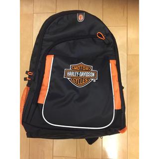 ハーレーダビッドソン(Harley Davidson)の非売品 未使用品ハーレーダビッドソン  リュック(バッグパック/リュック)