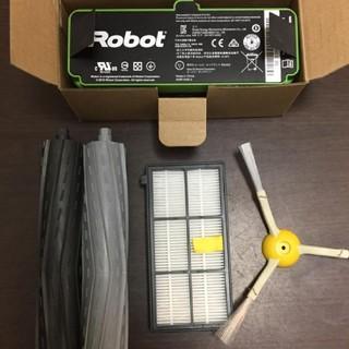 アイロボット(iRobot)の最安値 純正品 アイロボット ルンバ リチウムバッテリー セット(掃除機)