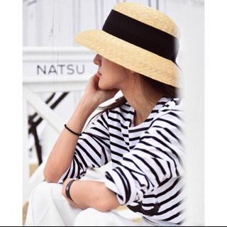 カシラ(CA4LA)のシャポードオー  麦わら帽子 natsu obli chesty(麦わら帽子/ストローハット)