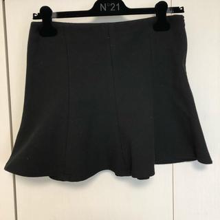 ザラ(ZARA)の♡ZARAブラックミニスカート♡(ミニスカート)