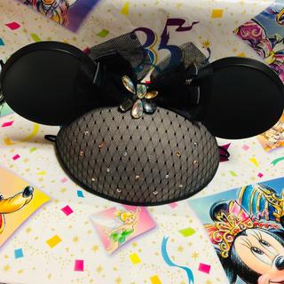 ディズニー(Disney)のディズニー ミニー イヤーハット (キャラクターグッズ)
