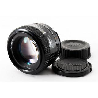 ニコン(Nikon)の▲ ニコン Nikon Ai AF Nikkor 50mm F1.4D レンズ(レンズ(単焦点))