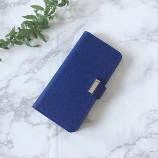 エレコム(ELECOM)の【新品】iphone X 手帳型 スマホ ケース カバー お洒落 可愛い 人気 (iPhoneケース)