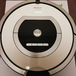 アイロボット(iRobot)の最安値 純正品 アイロボット ルンバ 760(掃除機)